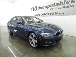 Used 2016 BMW 3 Series 328d xDrive SPORT - EXECUTIVE PACKAGE - DIÉSEL - N for sale in St-François-Du-Lac, QC