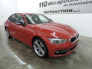 Used 2016 BMW 3 Series 328i xDrive - SPORT PACKAGE - NAVIGATION for sale in St-François-Du-Lac, QC