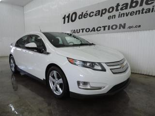 Used 2012 Chevrolet Volt HYBRIDE for sale in St-François-Du-Lac, QC