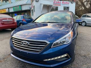 Used 2016 Hyundai Sonata Sunroof/Backup Camera/8x Alloy Wheels Winter+All season for sale in Toronto, ON