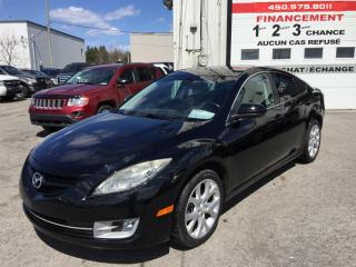 Used 2010 Mazda MAZDA6 GT for sale in Ste-Dorothée, QC