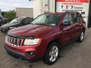 Used 2011 Jeep Compass 4WD NORTH EDITION for sale in Ste-Dorothée, QC