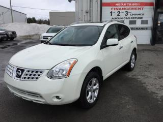 Used 2010 Nissan Rogue SL AWD for sale in Ste-Dorothée, QC