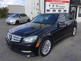 Used 2011 Mercedes-Benz C-Class c 250 4matic for sale in Ste-Dorothée, QC