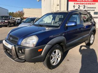 Used 2008 Hyundai Tucson GLS V6 FWD for sale in Ste-Dorothée, QC