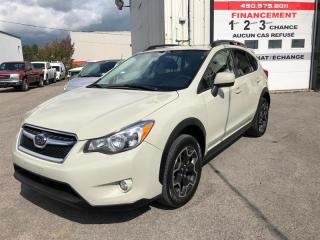 Used 2013 Subaru XV Crosstrek SPORT + TOIT OUVRANT for sale in Ste-Dorothée, QC