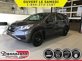 Used 2016 Honda CR-V LX AWD *GARANTIE 10 ANS/ 200 000 KM* for sale in Donnacona, QC