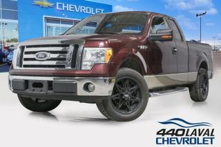Used 2009 Ford F-150 XLT v8 54L 2WD automatique a-c super cab for sale in Laval, QC