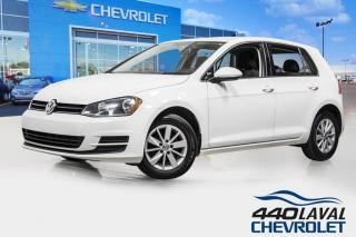 Used 2015 Volkswagen Golf 18 TSI trendline++ automatique sièges chauffants for sale in Laval, QC