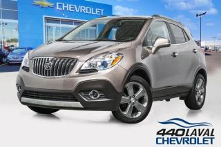 Used 2014 Buick Encore Convenience sièges chauffants caméra de recul mags for sale in Laval, QC