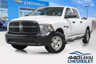 Used 2015 RAM 1500 TRADESMAN 4X4 DIESEL 3.0L caméra de recul for sale in Laval, QC