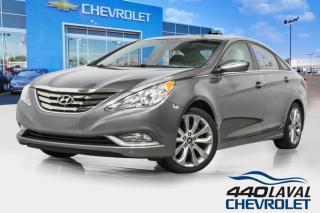 Used 2013 Hyundai Sonata SE cuir toit ouvrant mags sièges chauffants for sale in Laval, QC