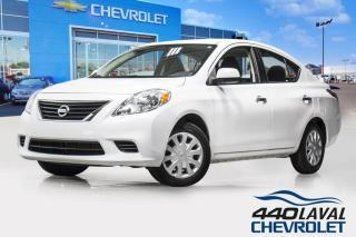 Used 2012 Nissan Versa 1 6 SV automatique a-c seulement 26564 km!! for sale in Laval, QC