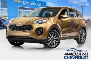 Used 2017 Kia Sportage AWD EX AWD caméra de recul sièges chauffants mags for sale in Laval, QC