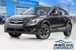 Used 2015 Subaru XV Crosstrek Crosstrek 2 0I TOURING AWD caméra de recul mags for sale in Laval, QC