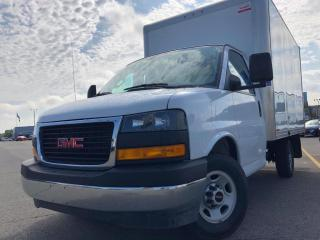 Used 2018 GMC Savana Cutaway CUBE 3500 12 pieds 60L caméra de recul for sale in Laval, QC