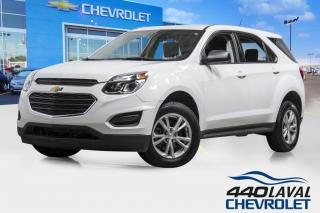 Used 2017 Chevrolet Equinox LS AWD caméra de recul mags bluetooth for sale in Laval, QC