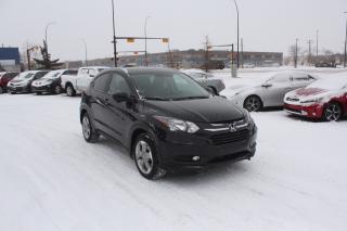 Used 2017 Honda HR-V EX-L for sale in Calgary, AB