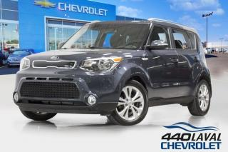Used 2015 Kia Soul EX a/c sièges chauffants bluetooth mags for sale in Laval, QC