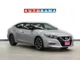 Used 2016 Nissan Maxima Platinum Navigation Leather Panoramic Sunroof BCam for sale in Toronto, ON