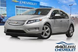 Used 2013 Chevrolet Volt LT sièges chauffants a-c démarreur à distance for sale in Laval, QC