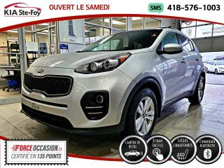 Used 2017 Kia Sportage LX *CAMERA *CRUISE *BLUETOOTH for sale in Québec, QC