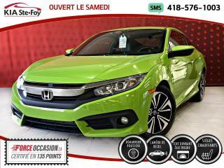 Used 2016 Honda Civic EX-T CVT *SIÈGES CHAUFFANTS *TOIT OUVRAN for sale in Québec, QC