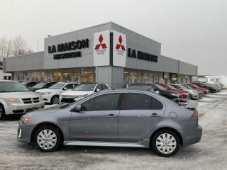 Used 2017 Mitsubishi Lancer Limited All wheel drive sélectif ! for sale in Roberval, QC