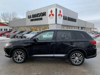 Used 2016 Mitsubishi Outlander ES Toit ouvrant for sale in Roberval, QC