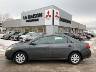Used 2009 Toyota Corolla Ce Bas prix for sale in Roberval, QC