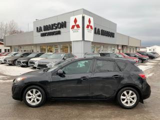 Used 2011 Mazda MAZDA3 GX Deal for sale in Roberval, QC