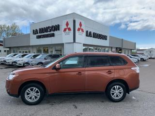 Used 2014 Mitsubishi Outlander SE Bas prix for sale in Roberval, QC