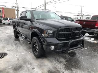 Used 2018 RAM 1500 Big Horn CREW CAB DIESEL 4x4 / HITCH / c for sale in St-Hyacinthe, QC