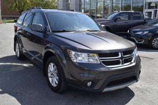 Used 2017 Dodge Journey SXT 7 PASSAGERS ANTIBROUILLARDS MAGS for sale in St-Hyacinthe, QC