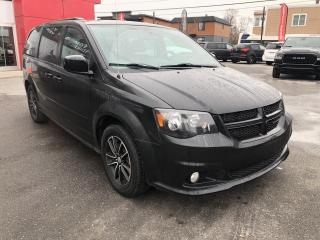 Used 2016 Dodge Grand Caravan Familiale à 7 places R/T for sale in St-Hyacinthe, QC
