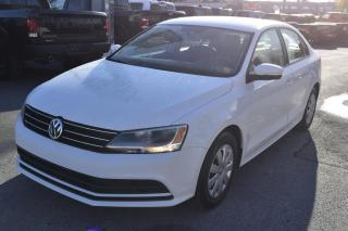 Used 2016 Volkswagen Jetta 1.4 TSI Trendline 4 portes for sale in St-Hyacinthe, QC