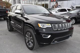Used 2017 Jeep Grand Cherokee Overland 4X4 TOIT PANO GPS MAGS for sale in St-Hyacinthe, QC