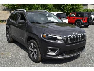 Used 2019 Jeep Cherokee Ltd 4x4 Turbo Toit for sale in St-Hyacinthe, QC