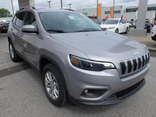 Used 2019 Jeep Cherokee North 4x4 V6 DEMARREUR MAGS for sale in St-Hyacinthe, QC