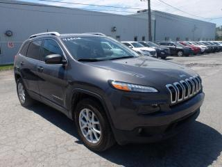 Used 2017 Jeep Cherokee North 4x4 Mags for sale in St-Hyacinthe, QC