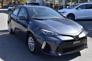 Used 2018 Toyota Corolla CE SIEGES CHAUFFANTS A/C for sale in St-Hyacinthe, QC