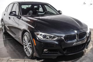 Used 2015 BMW 3 Series 335I M PACK XDRIVE TOIT NAV for sale in St-Hubert, QC