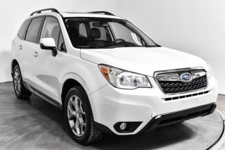 Used 2016 Subaru Forester AWD LIMITED CUIR TOIT MAGS for sale in St-Hyacinthe, QC