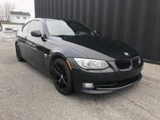 Used 2011 BMW 3 Series 328I XDRIVE COUPE CUIR MAGS for sale in St-Hyacinthe, QC