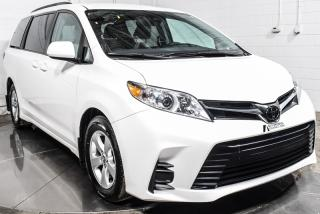 Used 2018 Toyota Sienna LE A/C MAGS CAMERA DE RECUL 8 PASSAGERS for sale in St-Hyacinthe, QC