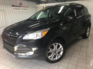 Used 2013 Ford Escape SE ** AWD **2.0 L- GARANTIE PROPULSEUR INCLUSE ** PROPRIO LOCAL-GARANTIE 12 MOIS/12 000 KM GROUPE MOTOPROPULSEUR for sale in Matane, QC