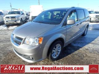 Used 2018 Dodge Grand Caravan Crew Wagon 3.6L for sale in Calgary, AB