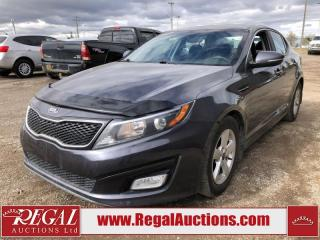 Used 2014 Kia Optima 4D Sedan for sale in Calgary, AB