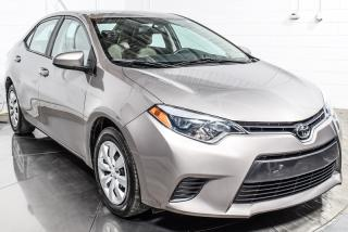 Used 2016 Toyota Corolla LE A/C CAMERA DE RECUL for sale in St-Constant, QC