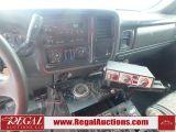 2005 GMC SIERRA 2500  EXT CAB 4WD PLOW SANDER